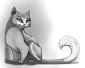 nanny cat cover